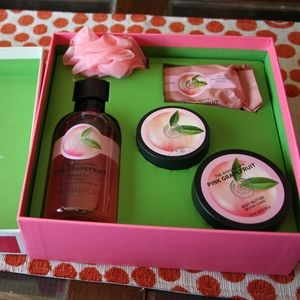 Body Shop Pink Grapefruit Gift Set